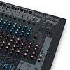 LD Systems VIBZ 24DC 24-kanaals PA-mixer met effecten en compressor