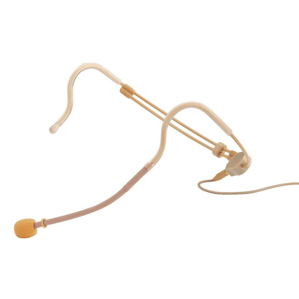 Image of JTS CM-214F Headset microfoon beige