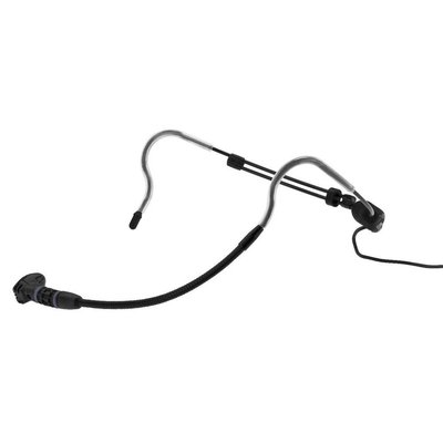 JTS CM-214U Headset microfoon zwart