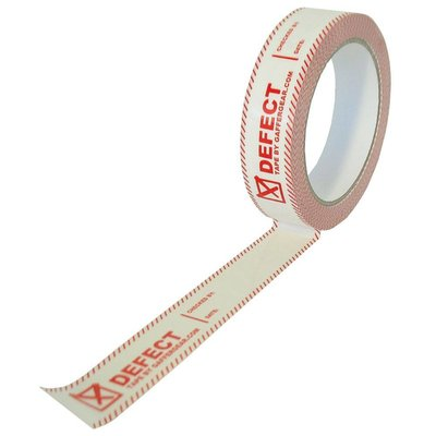 Gaffergear Defect tape 25mm 66m