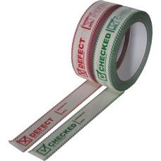 Gaffergear Checked en Defect tape set