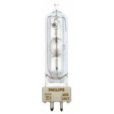 Philips GY9.5 MSD-250/2 gasontladingslamp