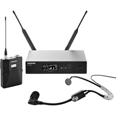 Shure QLXD14E-SM35 draadloos headset microfoonsysteem