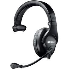 Shure BRH441M-LC Enkelzijdige broadcast hoofdtelefoon zonder kabel