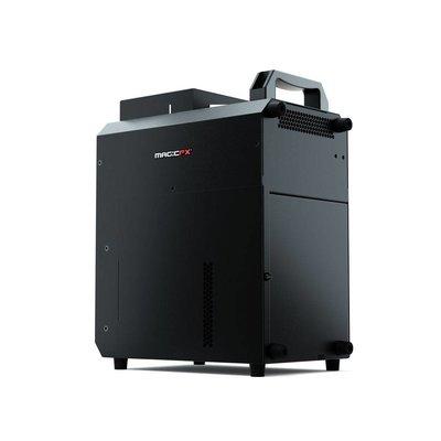 MagicFX Smokejet verticale rookmachine met RGBA LEDs