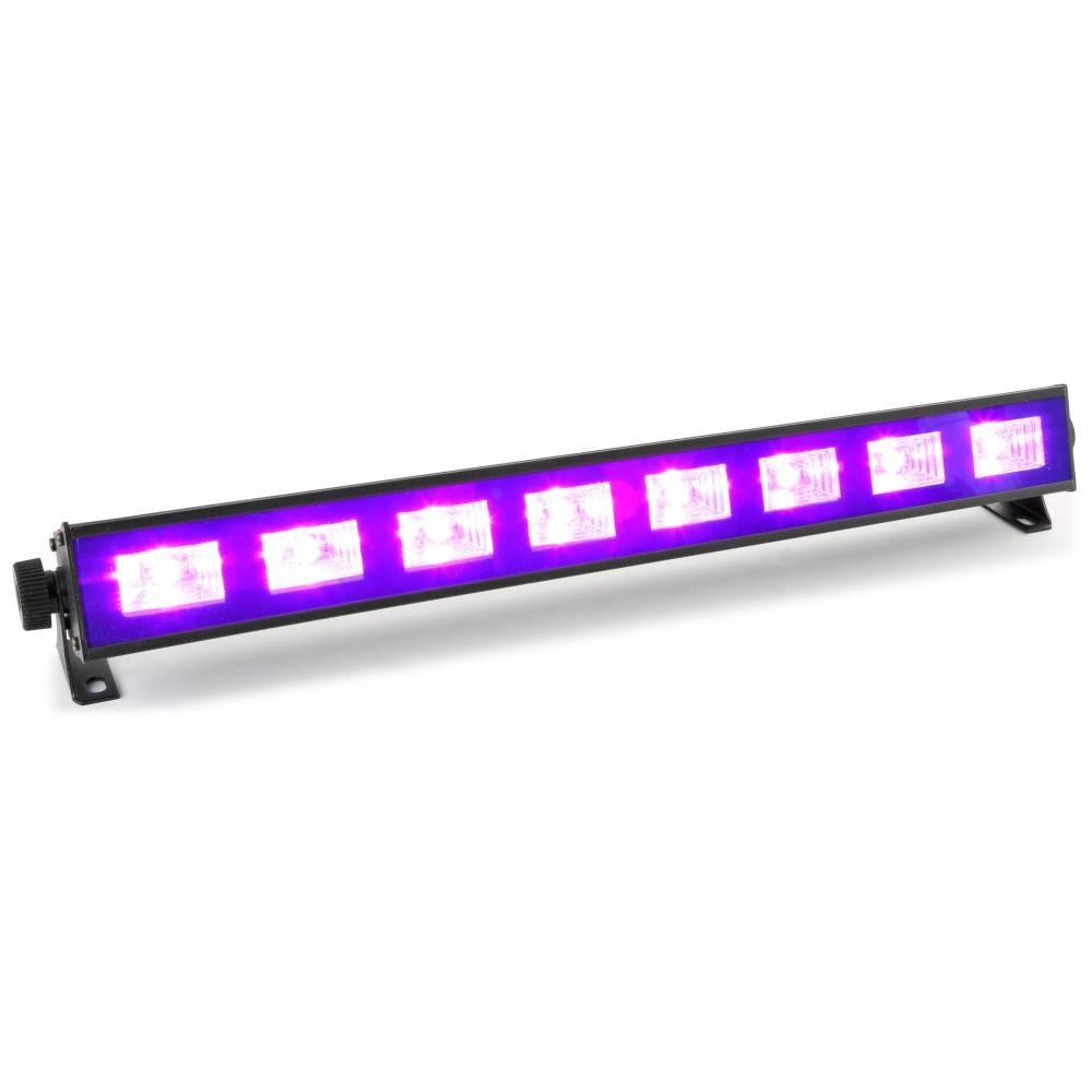 Image of Beamz BUV93 8x3W UV LED-bar