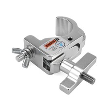 Riggatec Smart Hook Slim Clamp Mini zilver 32-35mm