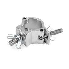 Riggatec Halfcoupler Small zilver 32-35mm
