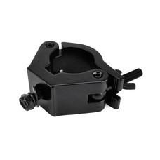 Riggatec Halfcoupler Heavy zwart 60mm