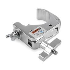 Riggatec Smart Hook Slim Clamp zilver 48-51mm
