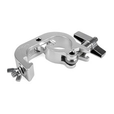 Riggatec Trigger Clamp zilver 48-51mm