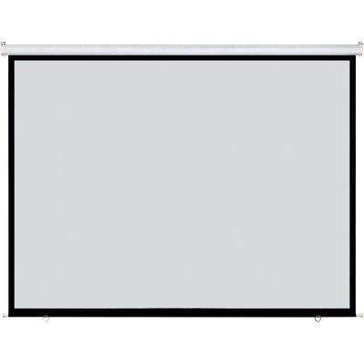 DMT Proscreen projectiescherm handmatig 100 inch 4:3