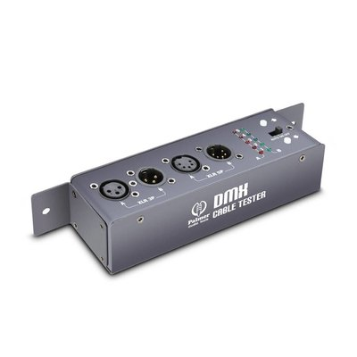 Palmer MCT DMX kabeltester