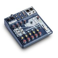 Soundcraft Notepad-8FX PA mixer met effecten