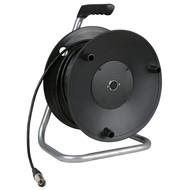 DAP Kabelhaspel met 50m microfoonkabel