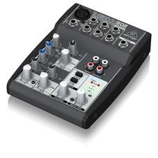 Behringer Xenyx 502 PA mixer