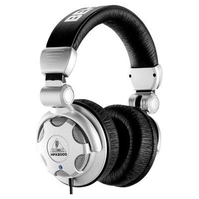 Behringer HPX2000 DJ hoofdtelefoon