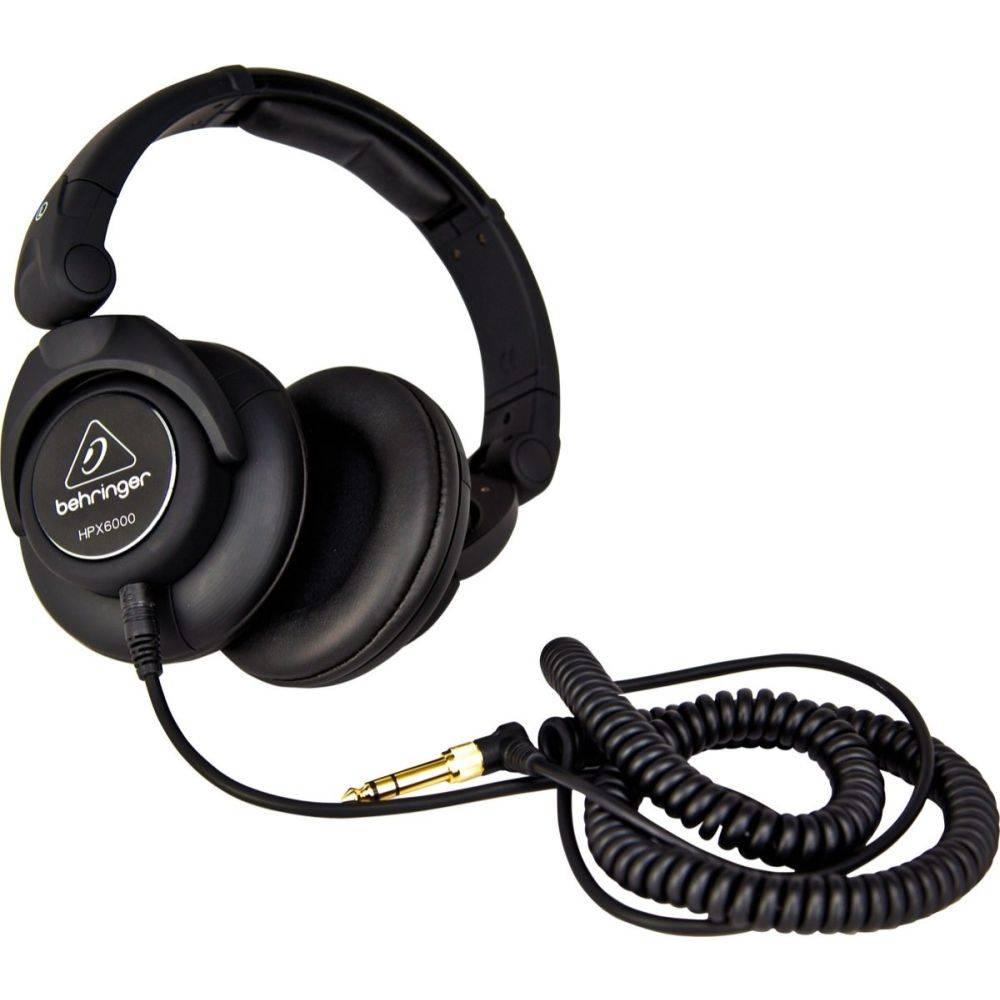 Behringer HPX6000 DJ hoofdtelefoon