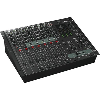 Behringer DX2000USB 7-kanaals DJ mixer