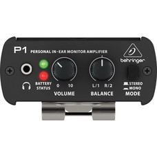 Behringer Powerplay P1 bekabeld in-ear monitorsysteem