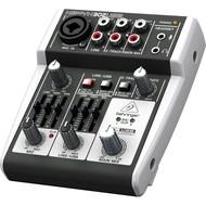Behringer Xenyx 302USB PA en studio mixer