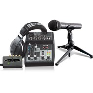 Behringer Podcastudio USB studio opnameset