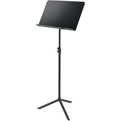 K&M 11930 Overture orchestra muzieklessenaar zwart