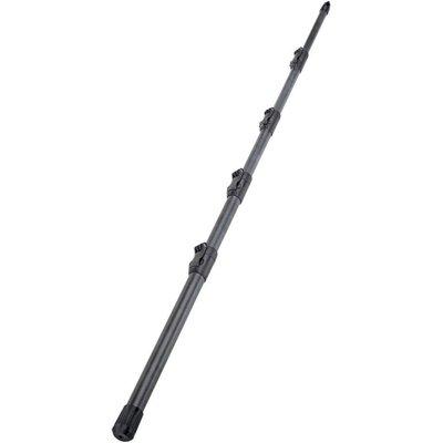 K&M 23785 Mobiele microfoonhengel zwart
