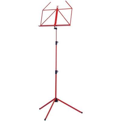 K&M 100/1 Muzieklessenaar rood