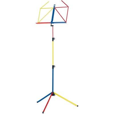 K&M 100/1 Muzieklessenaar regenboog