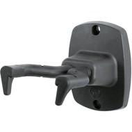 K&M 16240 Gitaar muurbeugel zwart