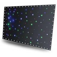 Beamz SparkleWall LED96 sterrendoek 3x 2m met gekleurde LEDs