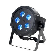 American DJ Mega QPlus GO LED spot met accu