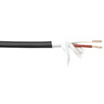 DAP SPK-215 Stage luidsprekerkabel 2x1.5mm 100m zwart