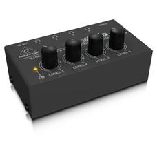 Behringer HA400 4-kanaals hoofdtelefoonversterker