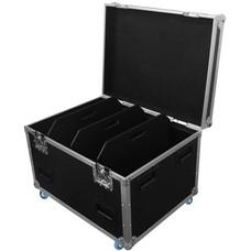 ProDJuser Small Cable Case kabel flightcase met vakverdeling