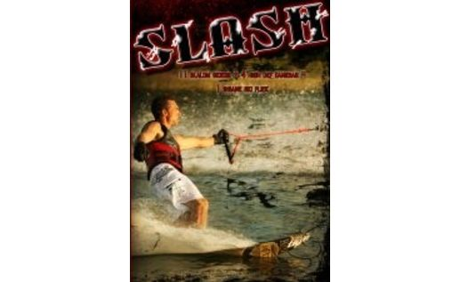 DVD Slash by Chris Rossi