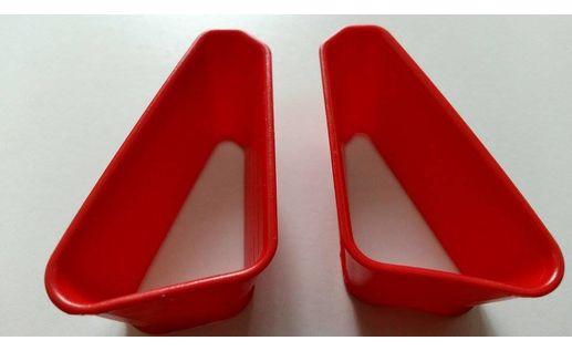 RAZOR RAZOR replacement eys, 1 pair