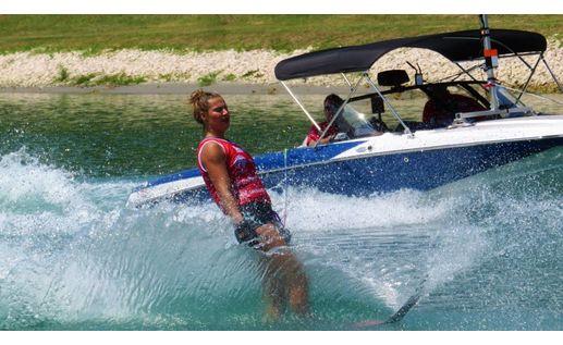 CAMARO Camaro Aqua Skin Wave Pant