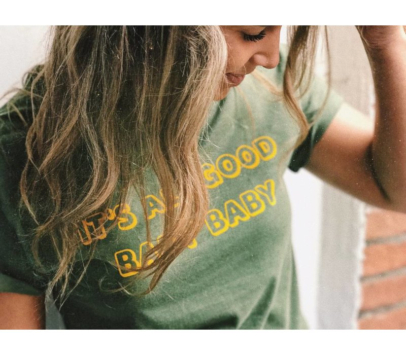 IT'S ALL GOOD BABY BABY T-SHIRT