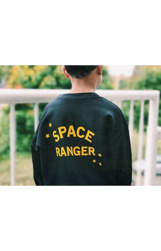SPACE RANGER SWEATER
