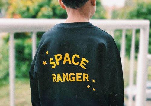 SPACE RANGER SWEATER