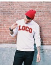 Customized sweater - College font