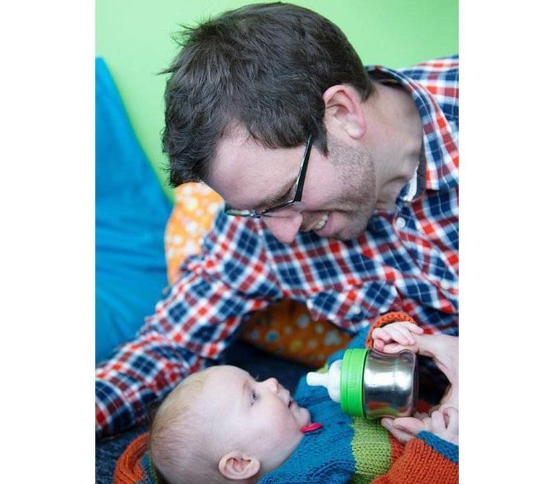 Spenen voor rvs  babyfles