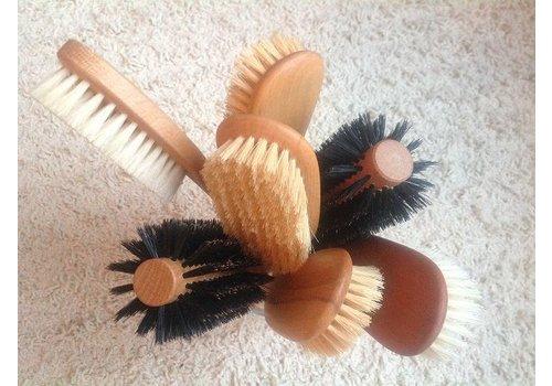 Kost Kamm Houten haarborstels