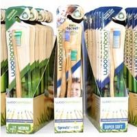 Woobamboo houten tandenborstels