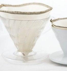 Katoenen koffiefilter