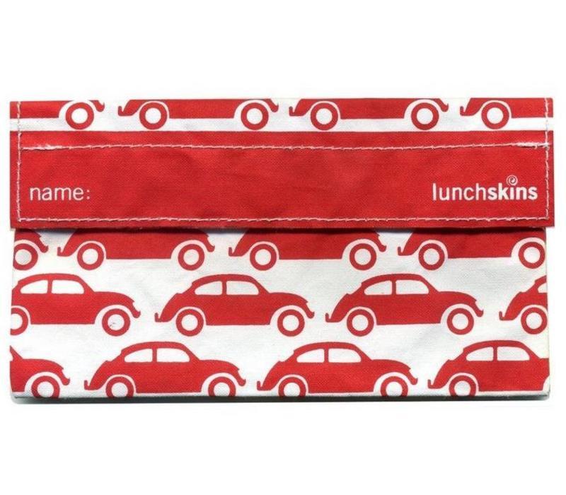 Herbruikbare Snack- en Lunchzakjes