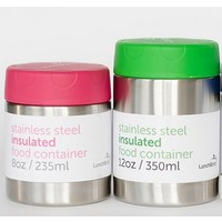 Insulated Thermal Voedselcontainer - 235 ml