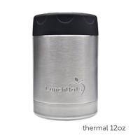 Insulated Thermal Voedselcontainer - 350 ml